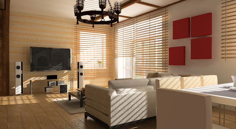 Wooden shutters-add more glamour to a house